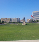 tour in Center of Tirana