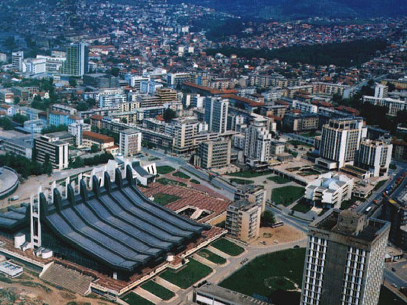 Explore Pristina Kosovo
