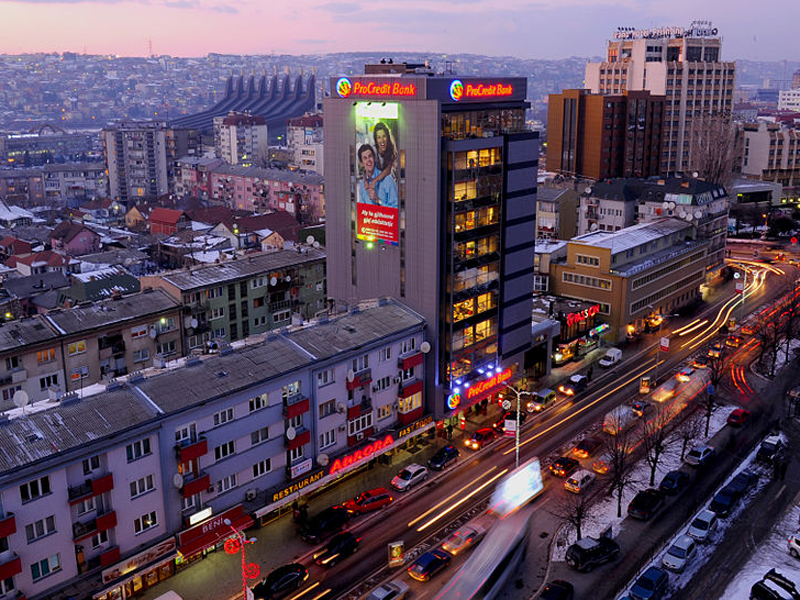 Tur ne Prishtine Kosove