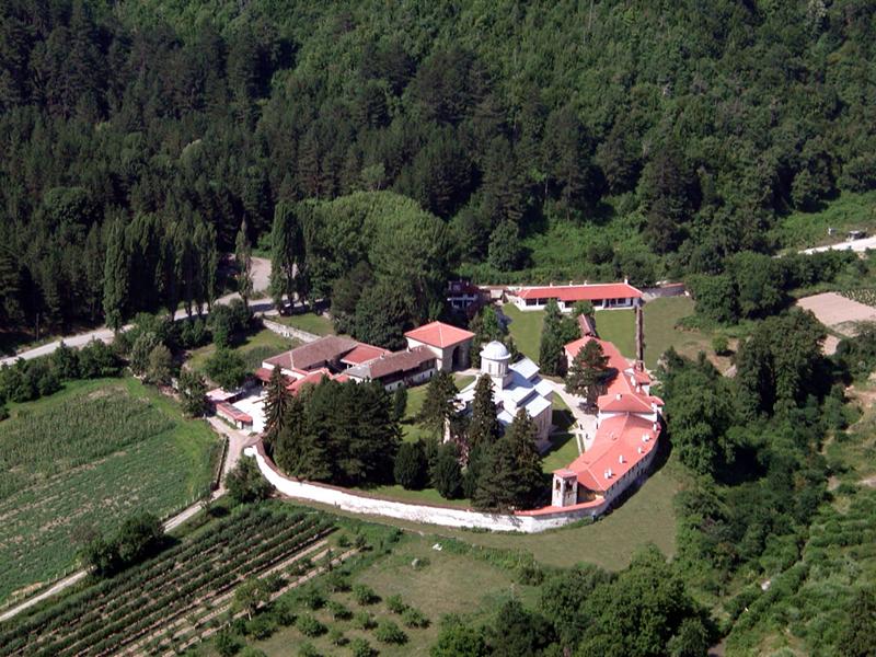 Monastiri i Decanit Kosove