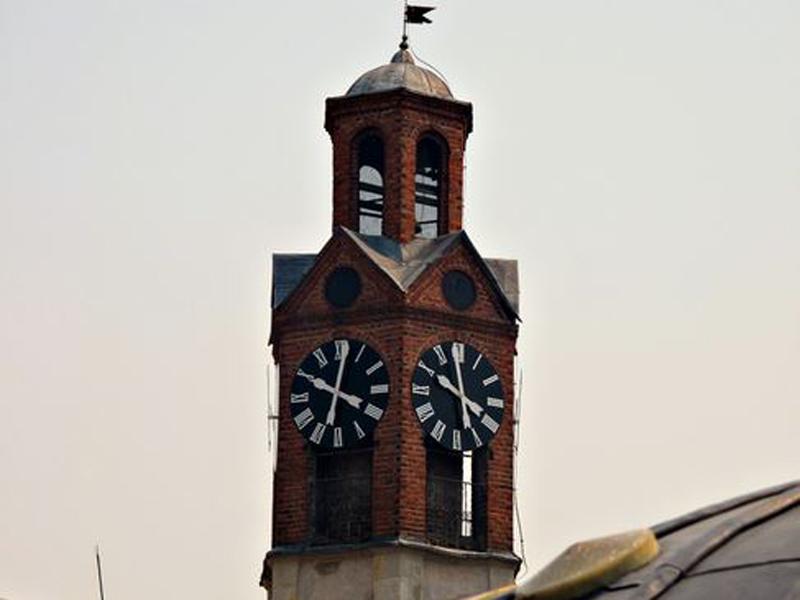 Kulla e sahatit Prishtine Kosove