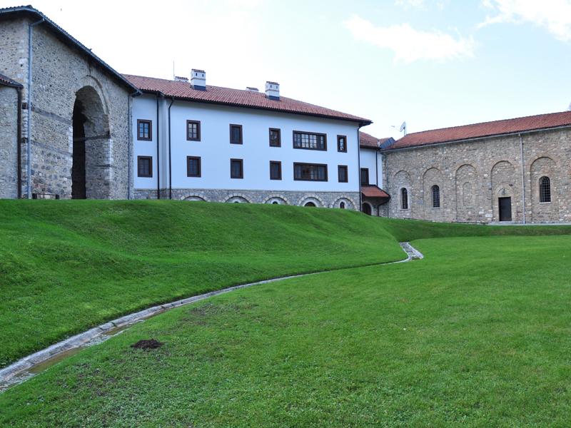visit Decan Monastery