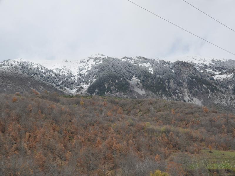 Malet e Sharrit ne Kosove