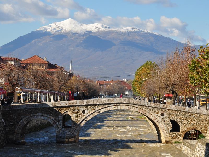 Vizito Prizrenin Kosove
